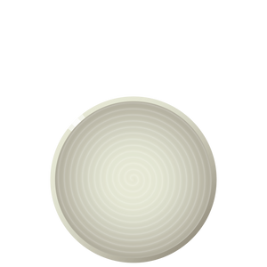 N04 ENSO Luncheon plate - Clearwater, in stock