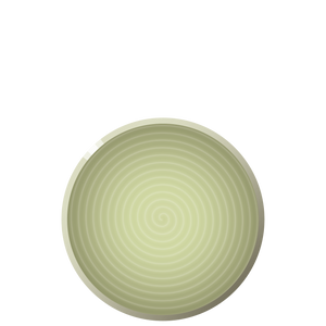 N04 ENSO Luncheon plate - Kiwi, in stock