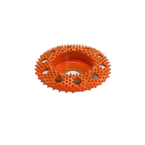 "Sanding Disc Ex-Coarse 2"" Diameter 1/4 inch with Holes and Adapter SD290H"