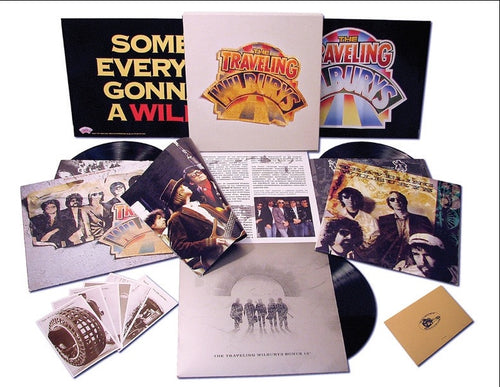 The Ultimate Traveling Wilburys Collectors Set