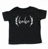 Babe - Baby & Child - Black or White