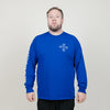 NewYakCity NYC Plus L/S Tee (Royal Blue)