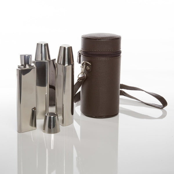 Banger Flask Set