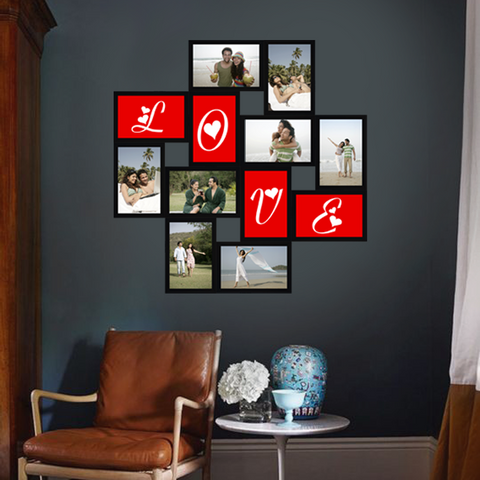 Buy, Send Personalized Valentines Day Frames Online at Zestpics, India