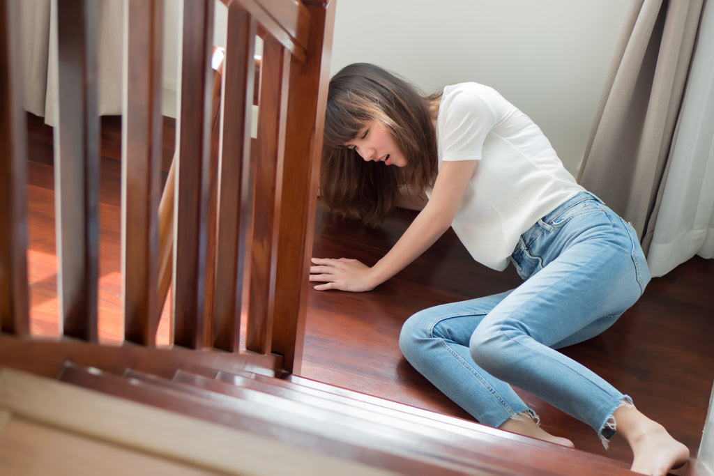 Managing Slips, Trips and Falls in the Home Environment