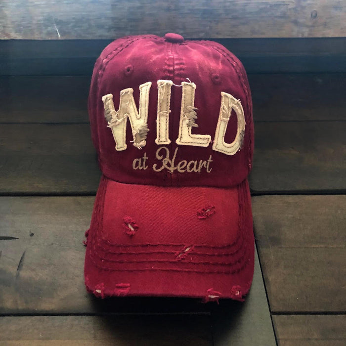 Wild At Heart Red Hat