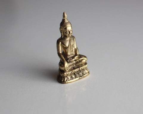 Thai Buddha Mini Statues 10 sets