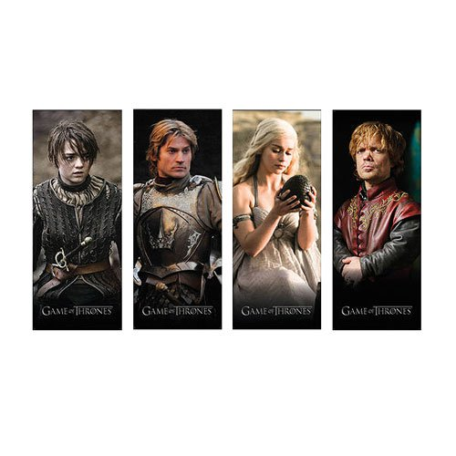 Game of Thrones Magnetic Bookmark Series 2 Set - Official Dark Horse :: Mental XS Online