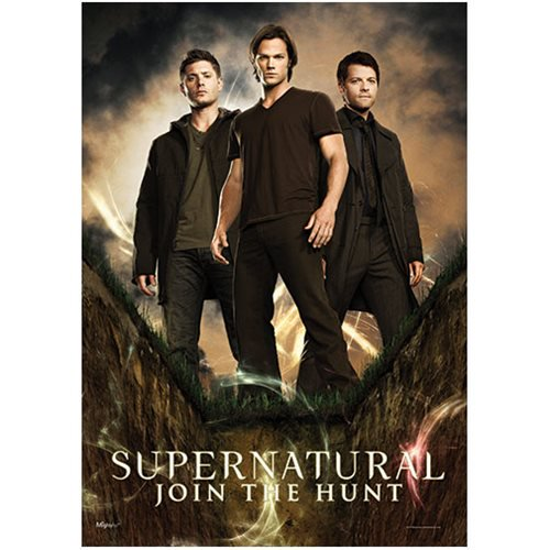 Supernatural Hunters MightyPrint Wall Art Print - Official Mightyprints :: Mental XS Online