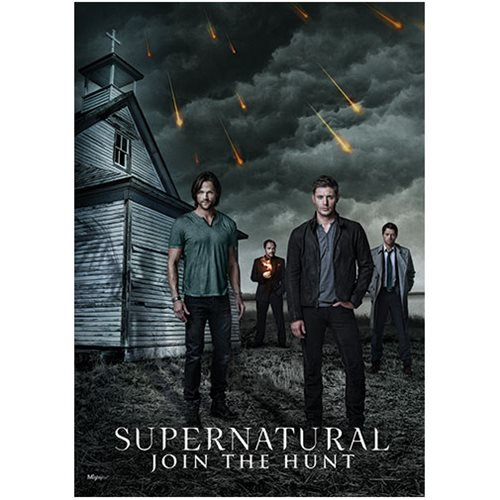 Supernatural Angels and Demons MightyPrint Wall Art Print - Official Mightyprints :: Mental XS Online