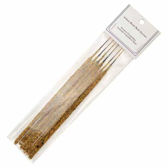 Artisan Hand Made Incense Sticks - 6 pack