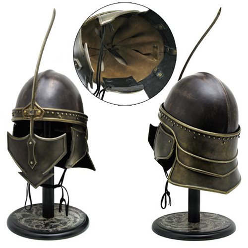 Game of Thrones Unsullied Helmet Prop Replica - Official Neptune Trading Limited Edition 2500 :: Mental XS Online