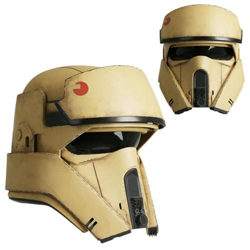 Star Wars: Rogue One Scarif Shoretrooper Helmet Prop Replica - Official Anovos :: Mental XS Online