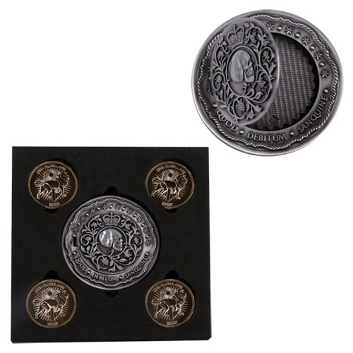 John Wick 2: Blood Oath Marker and Coin Prop Replica Set - Official Chronicle Collectibles :: Mental XS Online