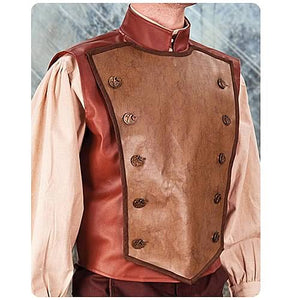 Steampunk Airship Vest - Official Museum Replicas :: Mental XS Online