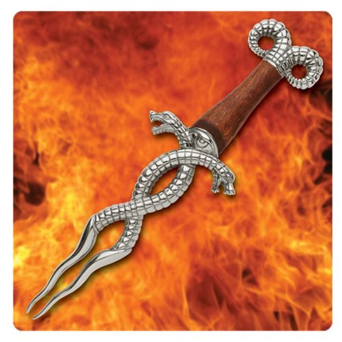 Conan the Barbarian Thulsa Doom Dagger - Official Museum Replicas :: Mental XS Online