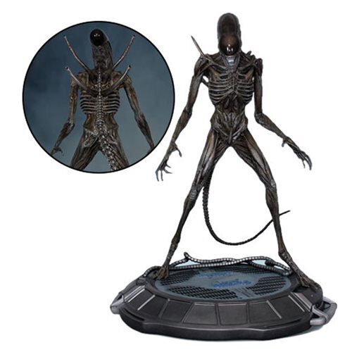 Alien Covenant Xenomorph 1:4 Scale Statue - Official Hollywood Collectibles Group Limited Edition 500  :: Mental XS Online