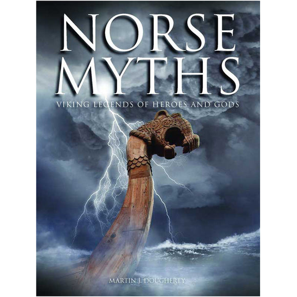 North Myths by Martin J Dougherty (Hardcover)