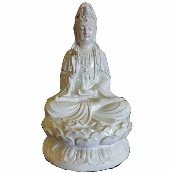 Guanyin Goddess of Compassion Statue 11