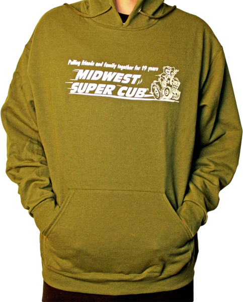 MWSC Hooded Sweatshirt