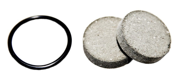 Brake Pucks and O-Ring