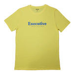 Soft Goods Tee - Lemon