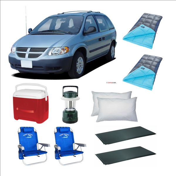 #VanLife - Camping Package