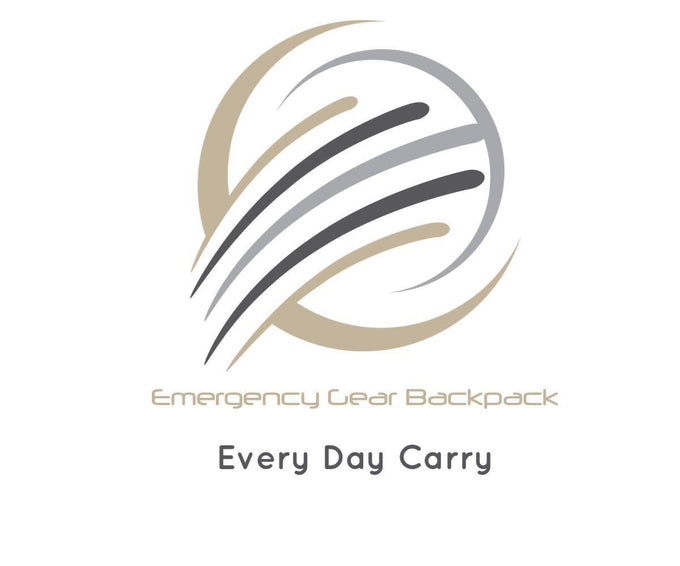 Emergency Gear Backpack