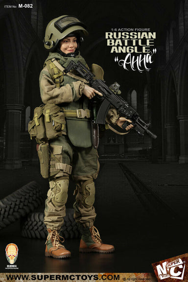 Pre-order 1/6 Scale SUPERMC TOYS X FACEPOOL M-082 Анна Anna Action Figure