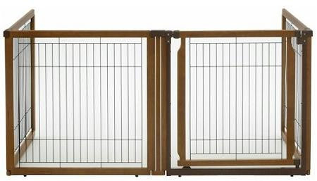 4 Panel Convertible Elite Dog Gate