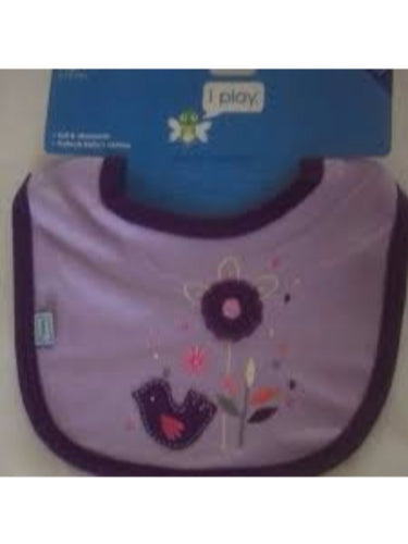 iPlay Organic Cotton Absorbent Bib
