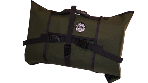 Complete MILSPEC OLIVE DRAB Roll includes 1 Main Section + 1 Vinyl Mod + 1 Cordura Mod