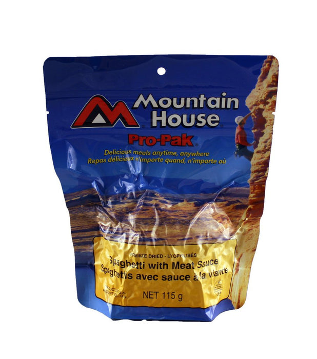 Mountain House- Pro-Pak/ Spaghetti and Meat Sauce