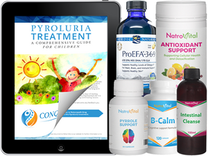 Child Pyrrole Disorder and Pyroluria Treatment Packs | Conquering Pyroluria