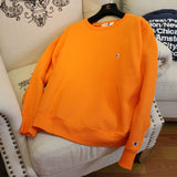 ByChicStyle Casual Vintage Sportswear Swag Champion Crew neck Pullover Sweater Sweatshirt