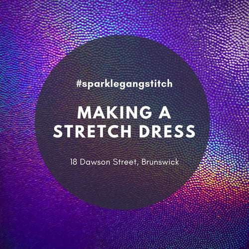 Making a Stretched Dress