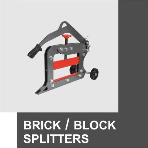 Brick / Block / Stone Splitters
