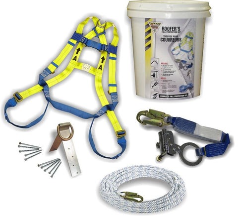 McCordick Roofer Fall Protection Kit