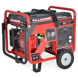 Wallenstein WHS3000 / WCS3000 Gas Generators