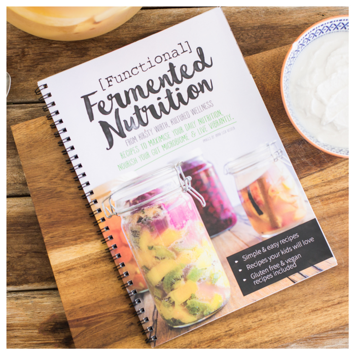 Functional Fermented Nutrition Book