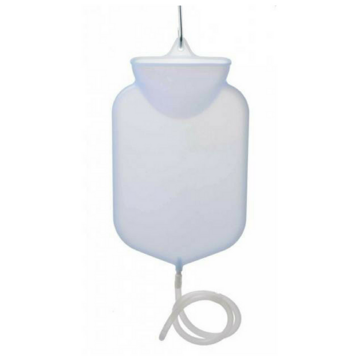 Enema Kit Silicon - 2L