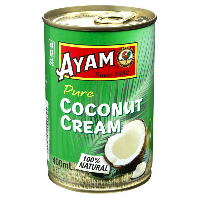 Ayam Coconut Cream 400ml x 24