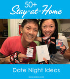 50+ Stay-at-Home Date Night Ideas for Couples