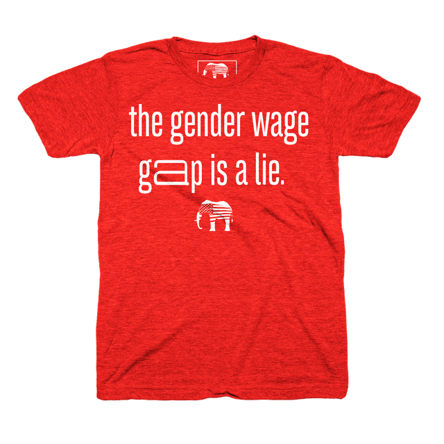 Gender Wage Gap Lie