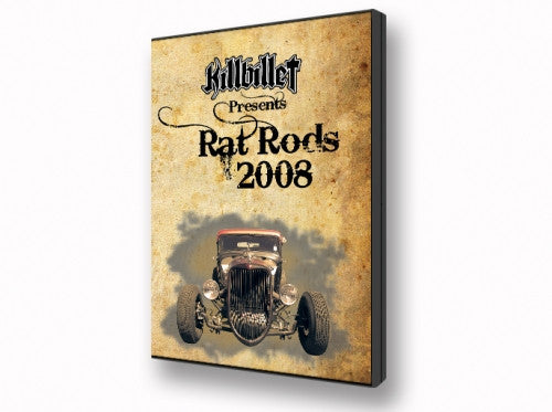 Rat Rods DVD