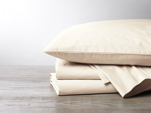 Coyuchi 300 TC Organic Percale Sheet Set - more colors
