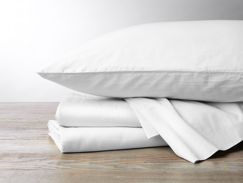 Coyuchi 300 TC Organic Sateen Sheet Set - more colors