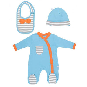 Baby/Toddler Boys Bringing Home Baby 3 Piece Footie Set Baby Products Karina Baby Boutique