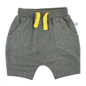 Heather Gray Jogger Shorts Boys Clothes Karina Baby Boutique