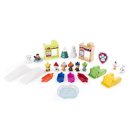 Paw Patrol Advent Calendar with 24 Collectible Plastic Figures Children Toys Karina Baby Boutique